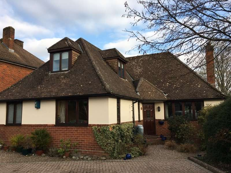 4 Bedrooms Detached House for sale in Rownhams lane, Southampton, Hampshire, SO16
