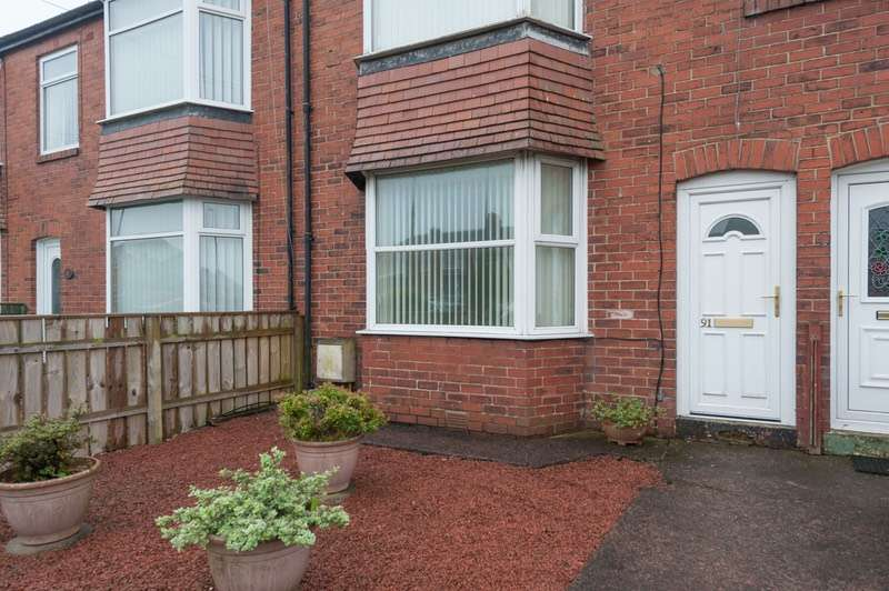 2 Bedrooms Flat for sale in Brookland Terrace, North Shields, Tyne and Wear, NE29