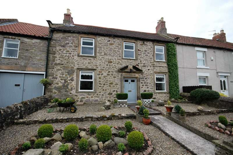 4 Bedrooms Terraced House for sale in Front Street, Ingleton, County Durham, DL2