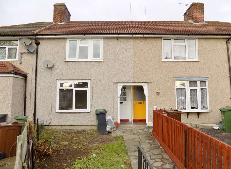 3 Bedrooms Terraced House for sale in Spinney Gardens, Dagenham, Essex, RM9