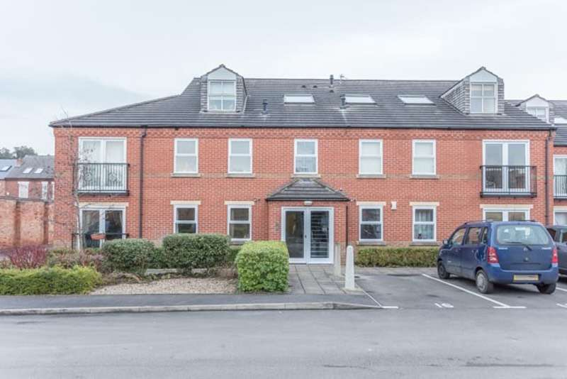 1 Bedroom Flat for sale in Seymour Road, Nottingham, Nottinghamshire, NG2