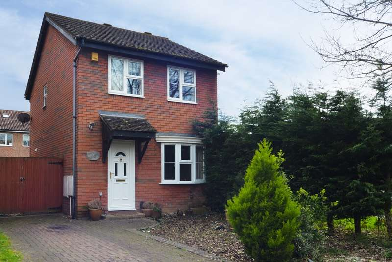 3 Bedrooms Detached House for sale in Harbourne Gardens, Southampton, Hampshire, SO18