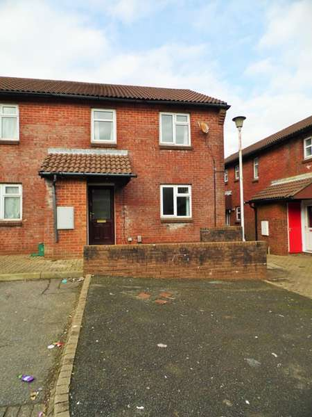 3 Bedrooms End Of Terrace House for sale in St. Clears Place, Penland, Swansea, SA5