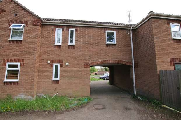 1 Bedroom Terraced House for sale in 21 Caxton Court, King's Lynn