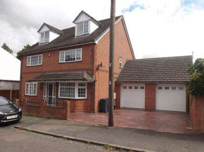 5 Bedrooms Detached House for sale in Forster Street, Smethwick, West Midlands