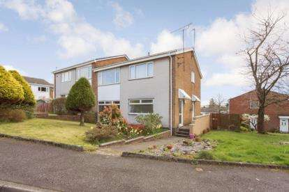 2 Bedrooms Flat for sale in Arrothill Drive, Kilmarnock
