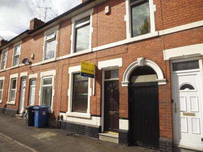 2 Bedrooms Terraced House for sale in Werburgh Street, Derby, Derbyshire