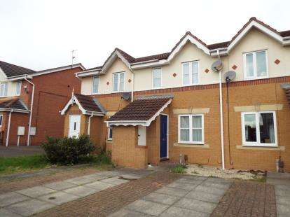 2 Bedrooms Terraced House for sale in Boynton Road, Braunstone, Leicester, Leicestershire