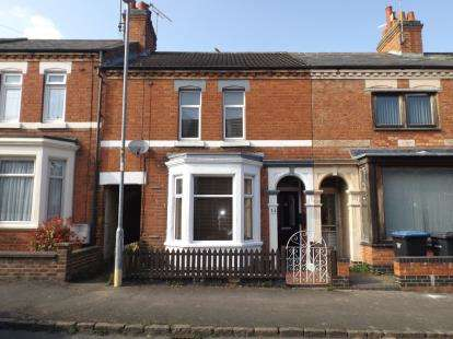 3 Bedrooms Terraced House for sale in Caxton Street, Market Harborough, Leicestershire