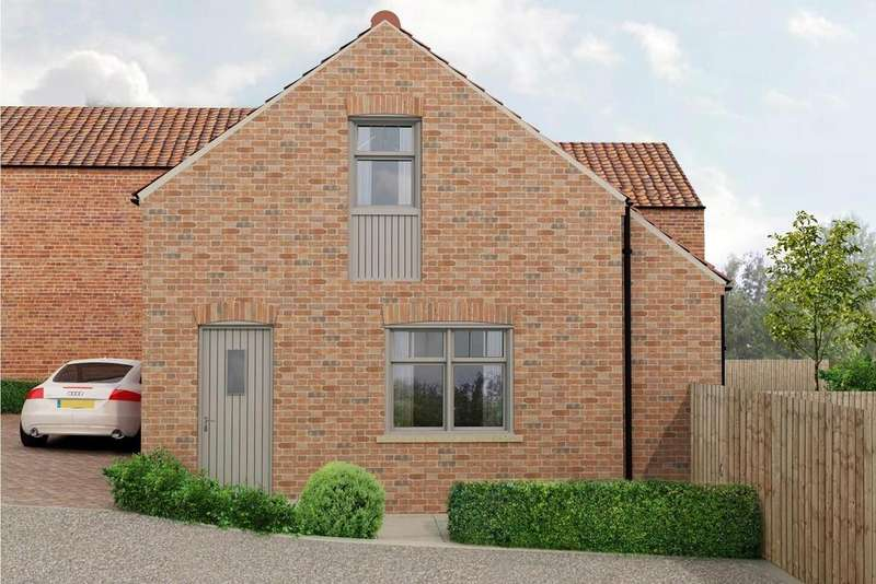 2 Bedrooms Detached House for sale in Horseshoe Cottage, North End, Raskelf, York