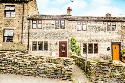 2 Bedrooms Terraced House for sale in Roger Lane, Newsome, Huddersfield, West Yorkshire