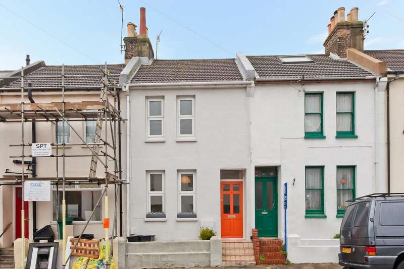 2 Bedrooms House for sale in Grange Road, Hove BN3