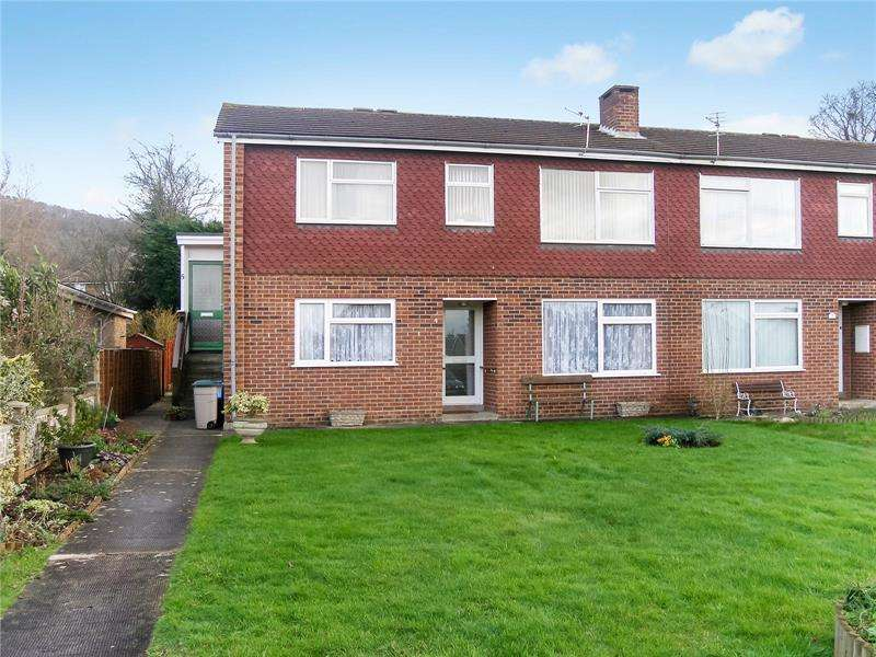 2 Bedrooms Maisonette Flat for sale in Isca Close, Ross-On-Wye