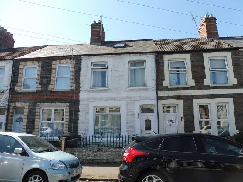 3 Bedrooms Terraced House for sale in Inverness Place, Cardiff