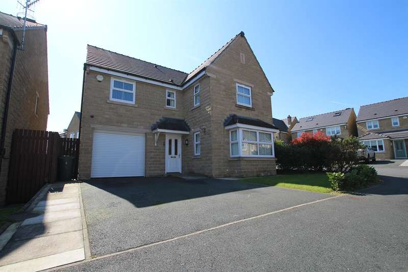 4 Bedrooms Detached House for sale in School Street, Cottingley, Bingley, BD16 1QB