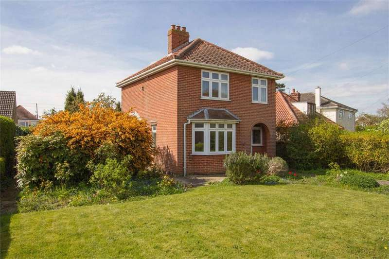 3 Bedrooms Detached House for sale in Silfield Road, Wymondham, Norfolk