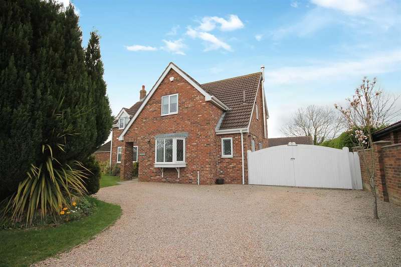 4 Bedrooms Detached House for sale in Hull Road , Dunnington, York, YO19 5LP