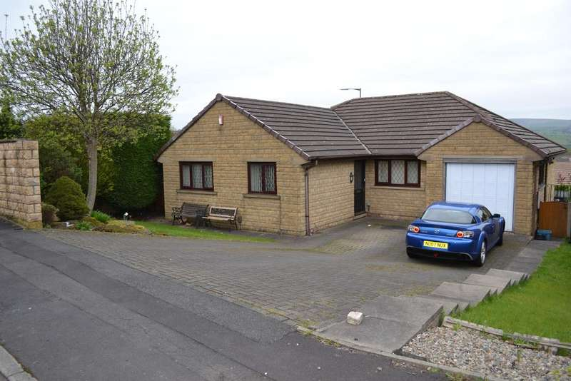 3 Bedrooms Detached Bungalow for sale in Burnley BB12