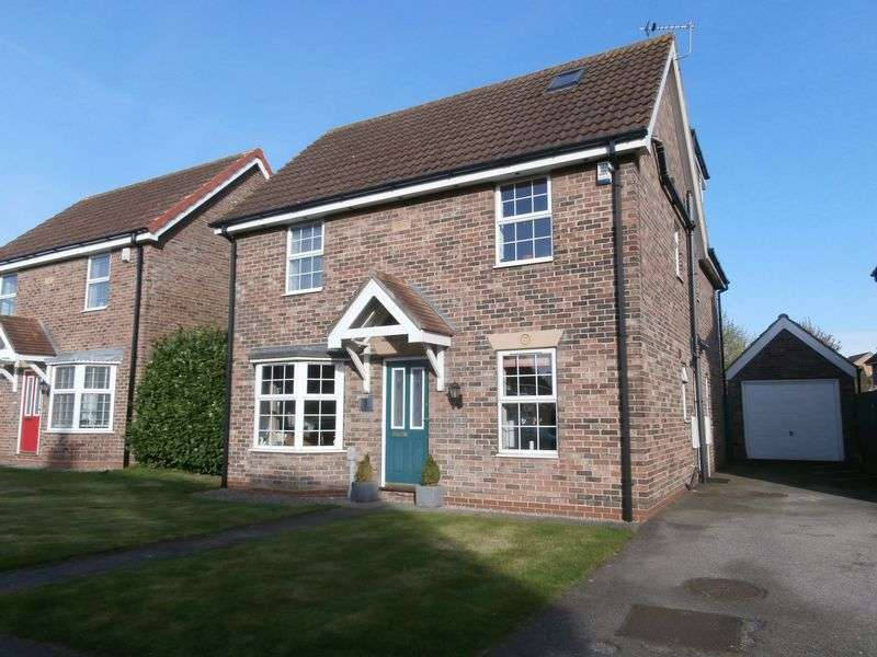 5 Bedrooms Detached House for sale in Thornfields, Thorngumbald