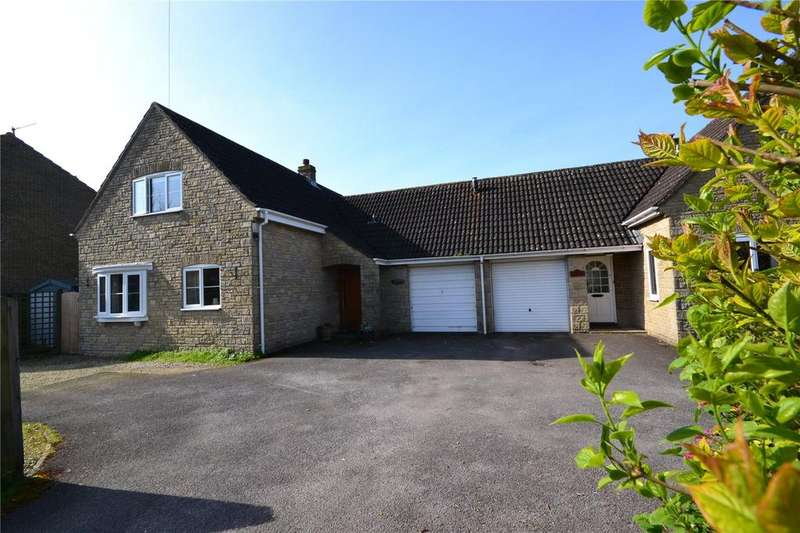 3 Bedrooms Semi Detached House for sale in Dennis Lane, Ludwell, Shaftesbury, Dorset, SP7