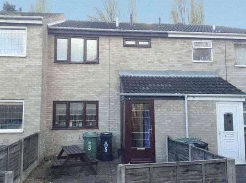 3 Bedrooms Terraced House for sale in Threshers Drive, Willenhall