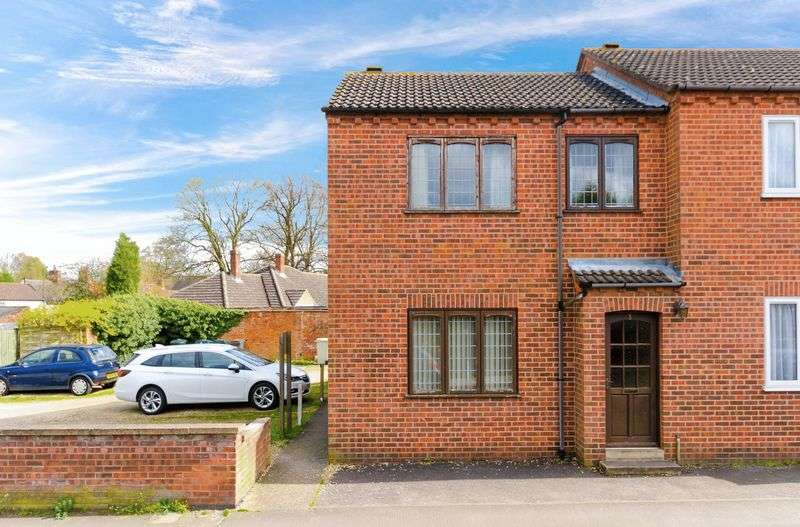 2 Bedrooms House for sale in Lord Raglan Terrace, Horncastle