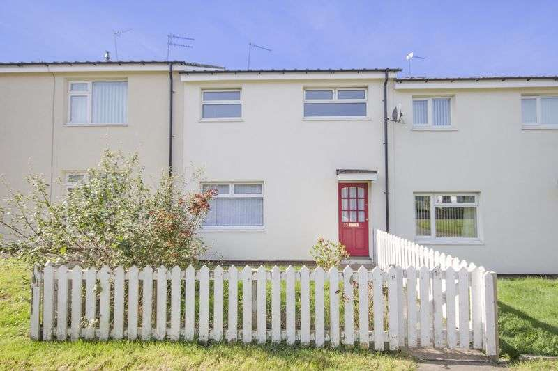 3 Bedrooms Terraced House for sale in Oakley Walk, Eston, Middlesbrough, TS6 0TE