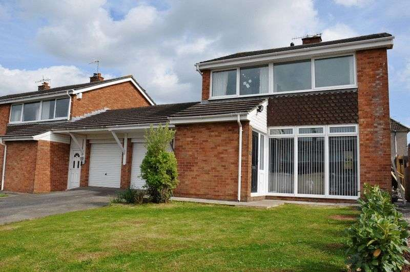 3 Bedrooms Detached House for sale in Waverley Road, Backwell
