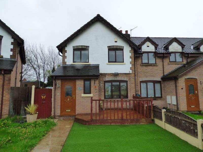 3 Bedrooms Terraced House for sale in Boundary Green, Manchester