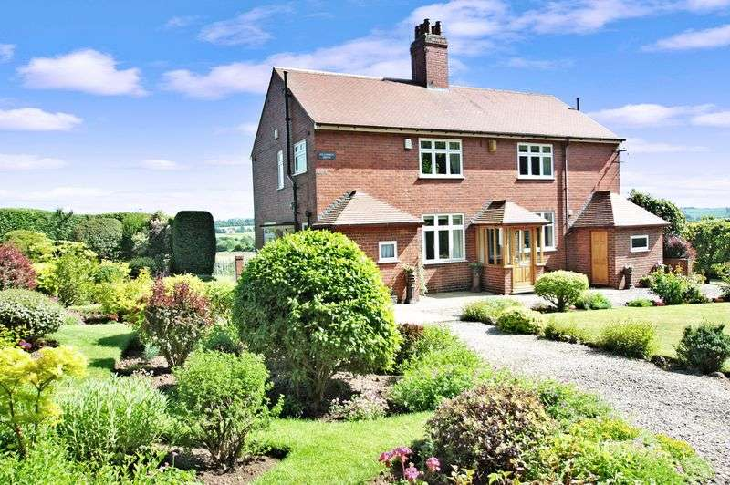 5 Bedrooms Detached House for sale in Wentbridge Lane, Thorpe Audlin