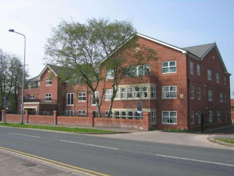 2 Bedrooms Flat for sale in Apartment 8, Queensway Lodge, Poulton-Le-Fylde, Lancs FY6 7ST