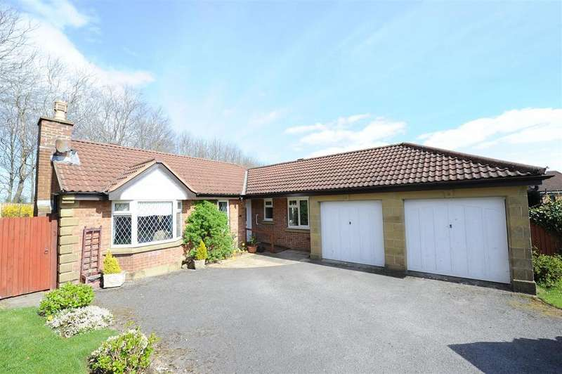 3 Bedrooms Detached Bungalow for sale in Pinder Close, Richmond