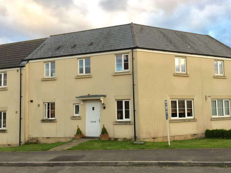 3 Bedrooms Terraced House for sale in Cobblers Way, Radstock