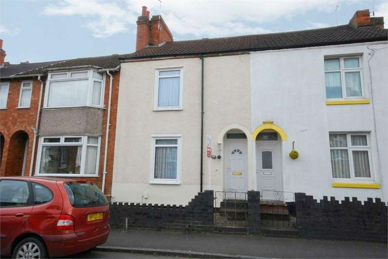 3 Bedrooms Terraced House for sale in Victoria Street, New Bilton, RUGBY, Warwickshire