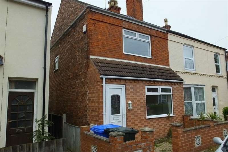 3 Bedrooms Semi Detached House for sale in Horace Street, Boston, Lincolnshire
