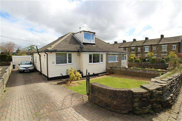3 Bedrooms Semi Detached Bungalow for sale in Pinnar Lane, Halifax