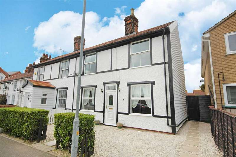3 Bedrooms Semi Detached House for sale in Station Road, Kirby Cross