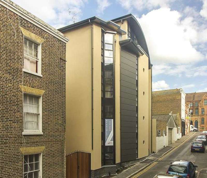 1 Bedroom Apartment Flat for sale in Liberty Court, Cliff Street, Ramsgate