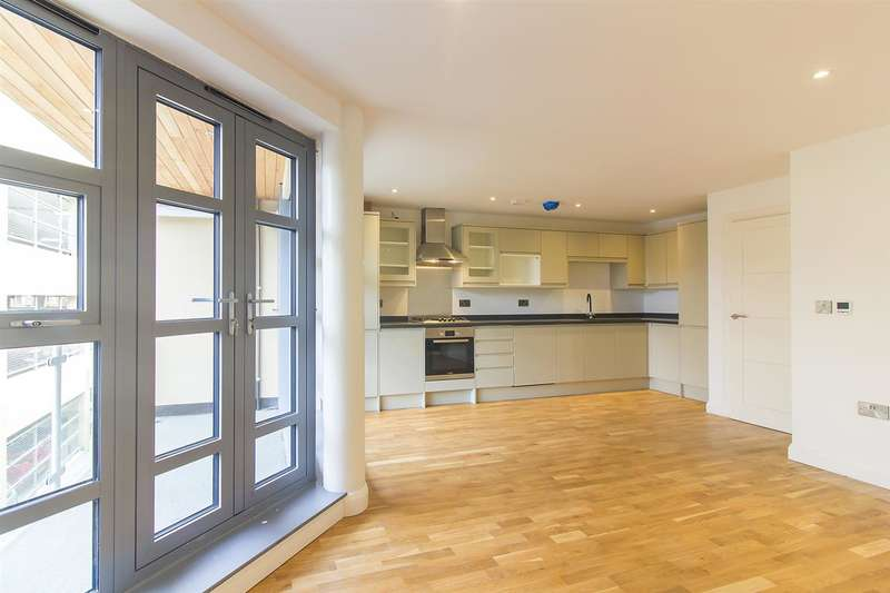 2 Bedrooms Apartment Flat for sale in Liberty Court, Cliff Street, Ramsgate