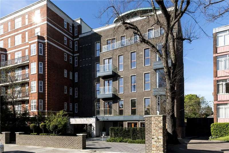 3 Bedrooms Flat for sale in Grove End Road, St John's Wood, London, NW8