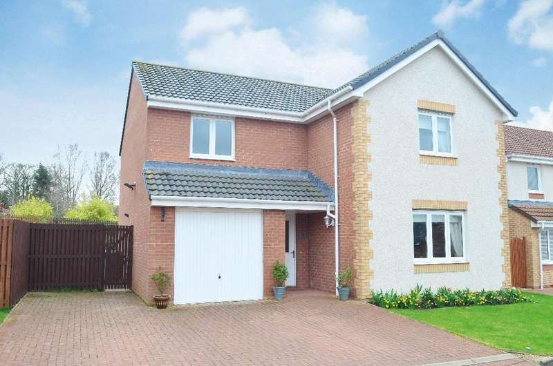 4 Bedrooms Detached House for sale in Stein Terrace, Ferniegair, Hamilton, South Lanarkshire, ML3 7FR