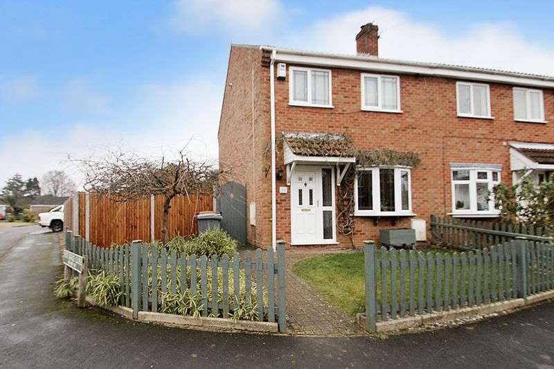 3 Bedrooms Semi Detached House for sale in Lingwood, NR13
