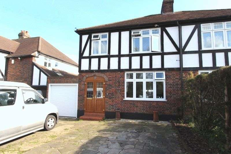 3 Bedrooms Semi Detached House for sale in Kings Lane, Sutton