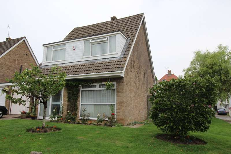 3 Bedrooms Detached House for sale in PARC CASTELL-Y-MYNACH, Cardiff, Glamorgan, CF15