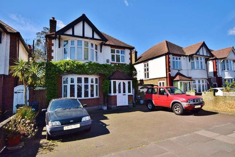 4 Bedrooms Link Detached House for sale in Popes Lane, Ealing, London, W5