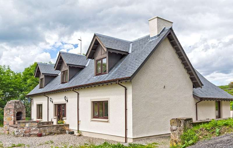 5 Bedrooms Detached House for sale in Upper Dochcarty, Dingwall, Highland, IV15