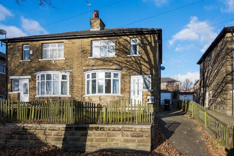 3 Bedrooms Semi Detached House for sale in St. Leonards Grove, Bradford, West Yorkshire, BD8