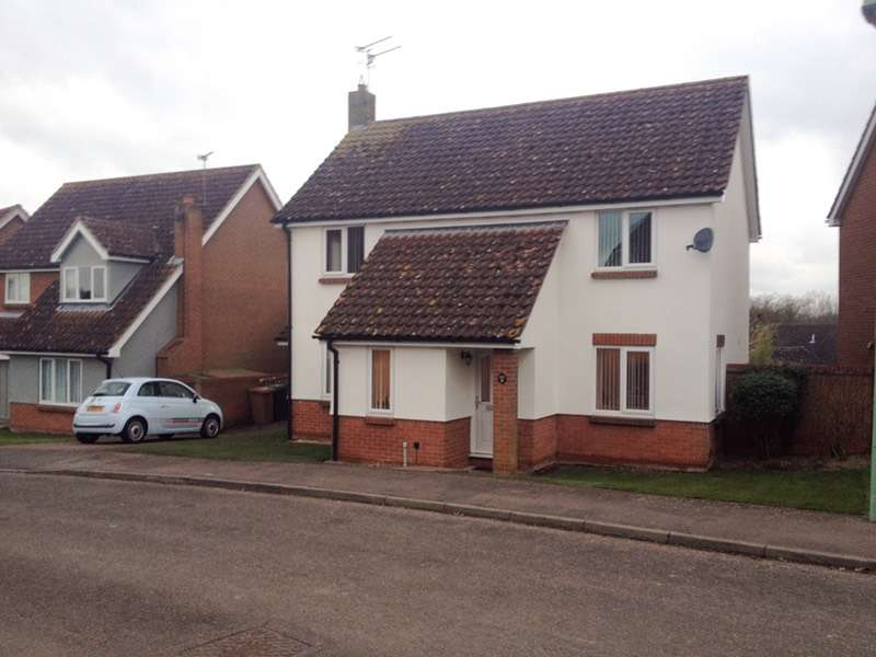 4 Bedrooms Detached House for sale in Ryders Way, Rickinghall Diss, Norfolk, IP22
