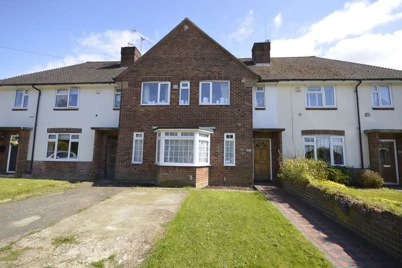 1 Bedroom Flat for sale in North Approach, Watford, WD25