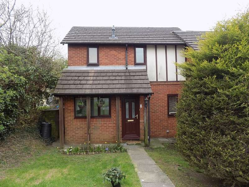 2 Bedrooms End Of Terrace House for sale in Springfield Lane, Brackla, Bridgend. CF31 2PL